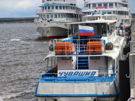 1 июня в Чебоксарах открывается навигация на левый берег Волги