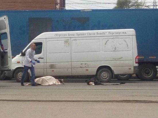 В Самаре водитель на фуре сбил пожилого мужчину насмерть и уехал