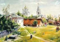 Новая потеря Третьяковки: увозят «Московский дворик» Поленова