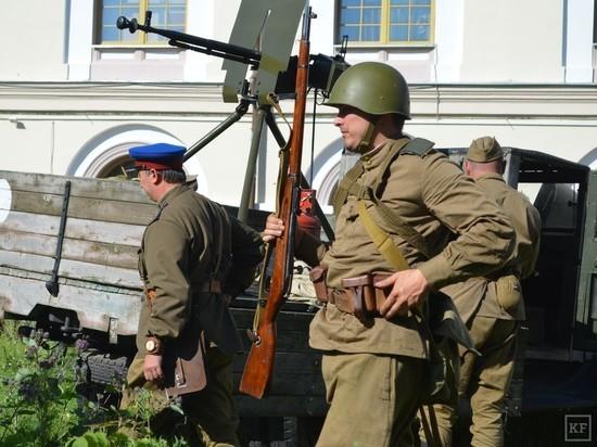 Впервые на День города в Тамбове пройдет фестиваль военной реконструкции