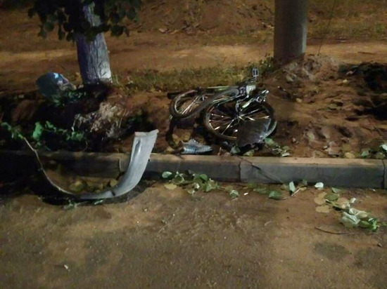 В Новочебоксарске пьяный водитель сбил велосипедиста с ребенком: мужчина погиб