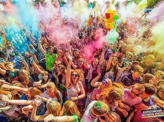 Самый яркий фестиваль лета пройдет в Тюмени 2 и 3 июня
