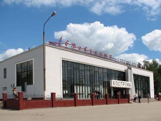 Автобус «Кострома-Кологрив» выйдет на маршрут сегодня