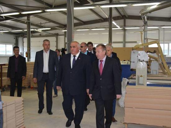 В Костромской области будет реализован новый инвестпроект в сфере глубокой переработки древесины