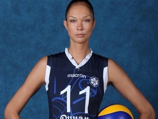 Екатерина Гамова в Волгограде искала волейболисток в сборную
