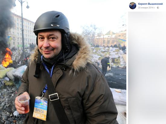 Вышинский вышел из украинского гражданства и попросил защиты у Путина