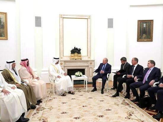 Российский президент готов опустить цену, арабские монархии - нет