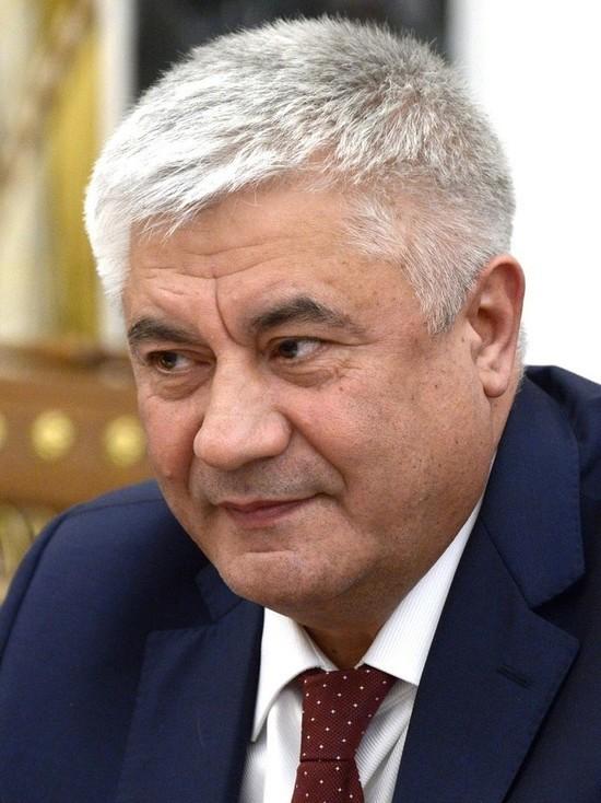 Глава МВД России наградил юных героев