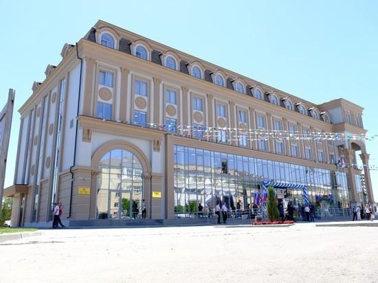 В Астрахани открыли Азербайджанский деловой центр