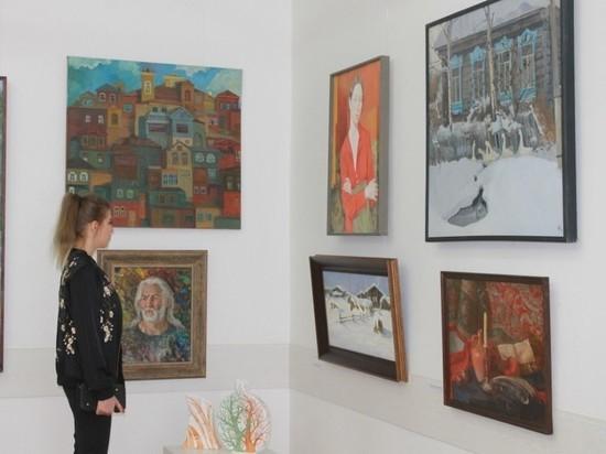 Окружная выставка «Большая Волга XII» открылась в Нижнем Новгороде