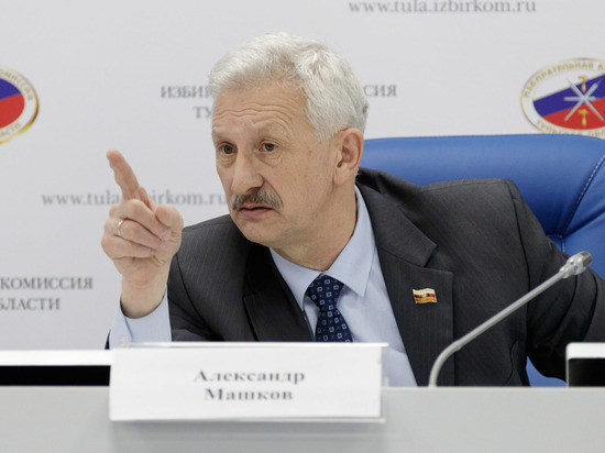Исполняющим обязанности председателя тульского избиркома стал Александр Машков