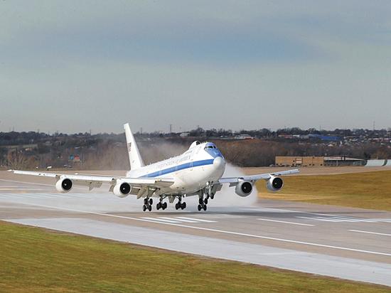 Пентагон приступил к модернизации самолета
