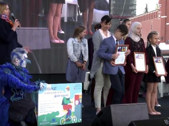 Суперфиналисты «Живой классики» выступили в Москве