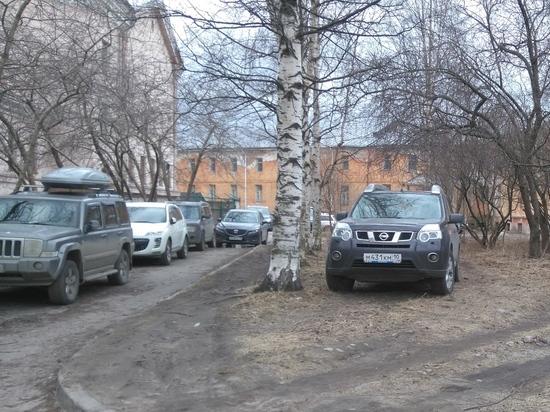 Где, когда и почем в Петрозаводске начнут платно парковаться