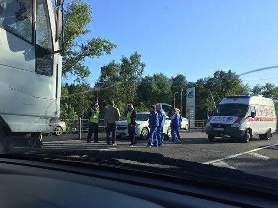 В ДТП на Минском шоссе погибли двое подростков