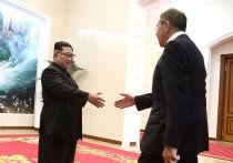 Прошедшая в Пхеньяне 31 мая встреча лидера КНДР Ким Чен Ына с главой МИД РФ Сергеем Лавровым не понравилась Дональду Трампу