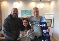 Екатерина Шенгелия: «Скейт – лучшая вещь в мире»