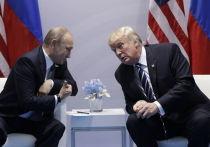В Вашингтоне активно готовятся к проведению переговоров между Дональдом Трампом и Владимиром Путиным