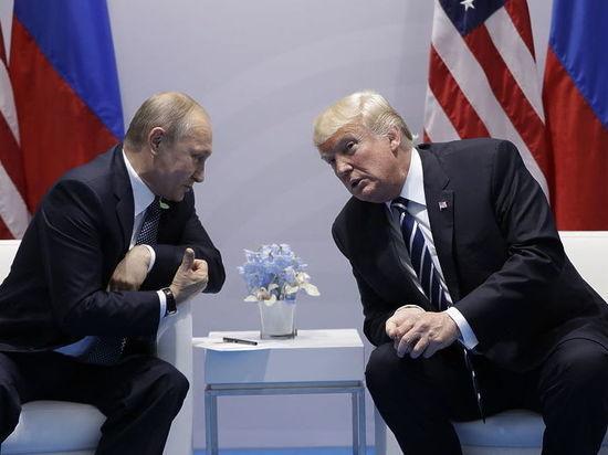 СМИ: Белый дом занимается подготовкой встречи Путина и Трампа