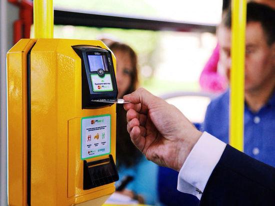 В Саранске ввели электронную оплату проезда в общественном транспорте