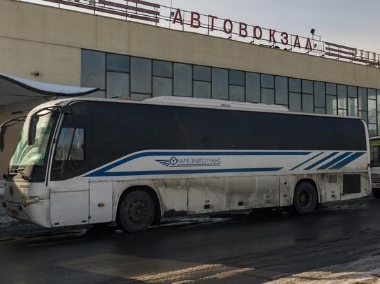 Стало известно, что сегодня произошло на автовокзале Петрозаводска