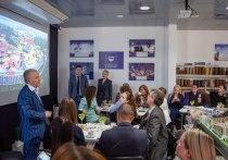 Состоялся бизнес-завтрак, посвященный инициативам в микрорайоне «Университет»