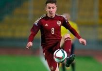 Кузбасский футболист вошел в сборную России на ЧМ-2018