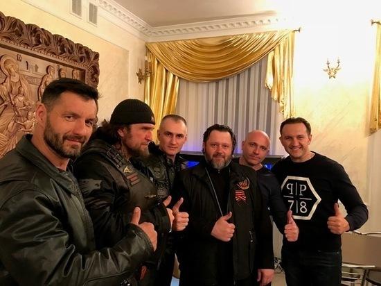 Новое ставропольское отделение «Ночных Волков» презентовал «Хирург» в Москве