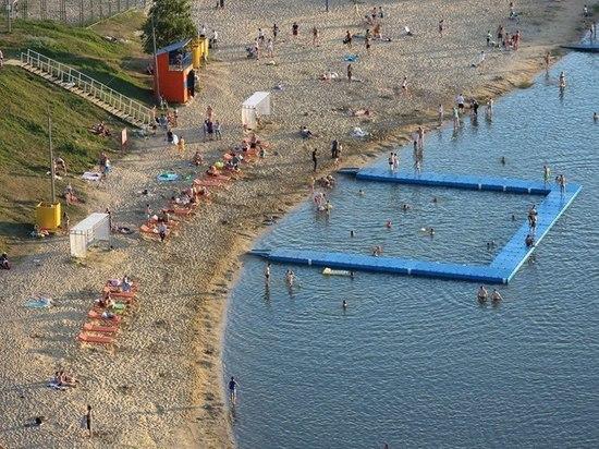 В Тамбове работают одиннадцать официальных пляжей для купания