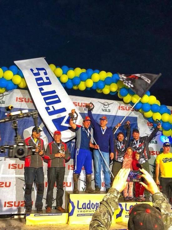 Екатеринбургский гонщик Карякин выиграл трофи-рейд