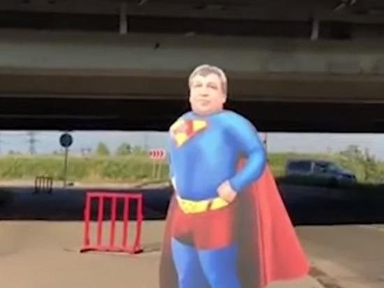 «Мост глупости» в Петербурге обновили по поручению Албина