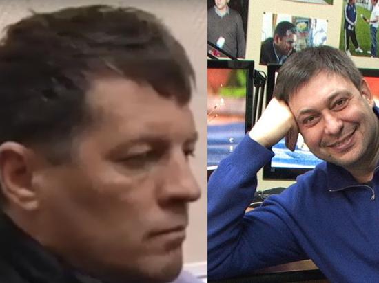 Обмен журналистами: удастся ли вызволить Вышинского в обмен на Сущенко