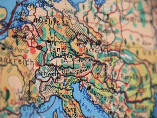 Германия и Австрия ужесточили пограничный контроль