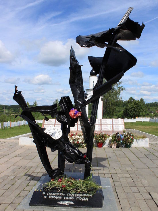 Годовщину трагических событий 1988 года вспоминают в Арзамасе