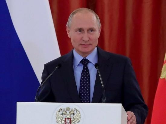Путин высказался за сохранение единства Евросоюза