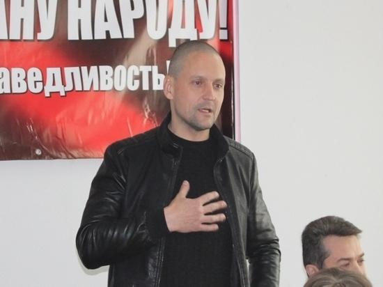 Сергей Удальцов рассказал уральцам про сотрудничество с КПРФ и предательство либералов
