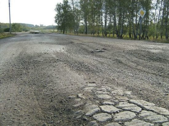 В Костромской области придумали, как бороться с пучинами на дорогах