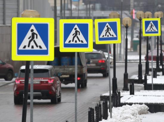 СМИ: пешеходные переходы в России приподнимут над землей