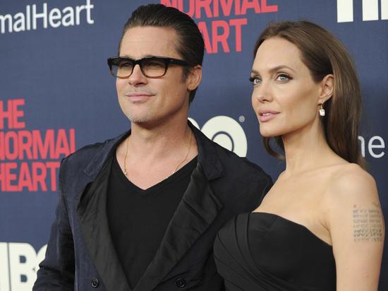 Питт и Джоли воссоединились: новая серия