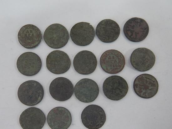 В Джанкое задержали контрабандиста с царскими монетами в кармане