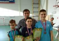 Награды турнира по бадминтону разыграли юные спортсмены из Ставрополя и Уфы