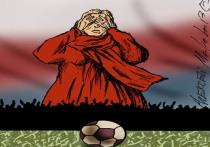 Большой экран установят прямо на стадионе, и все желающие смогут поболеть за российскую сборную
