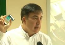«Клоун» Саакашвили ответил на выпад Путина