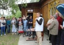 Жители Мот протестуют против захоронения отходов БЦБК рядом с их селом