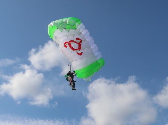 В Ингушетии завершились международные соревнования по парашютному спорту