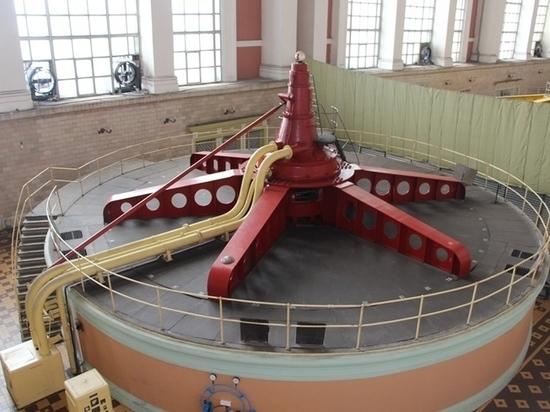 Гидроагрегат № 3 Рыбинской ГЭС выведен на замену