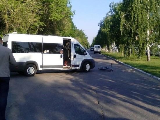 В Тольятти маршрутка сбила 84-летнего велосипедиста