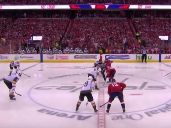 """НХЛ: """"Вашингтон"""" разгромил """"Вегас"""" в четвертом матче финала Кубка Стэнли"""