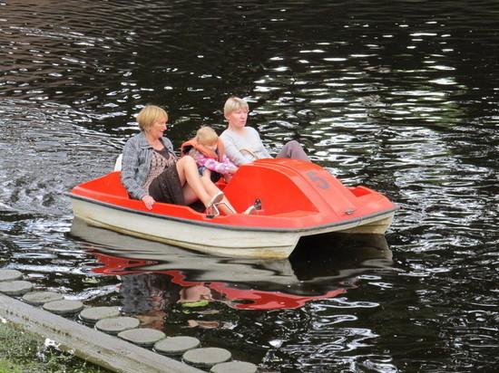 В Саранске будут устраивать речные прогулки на лодках и катамаранах