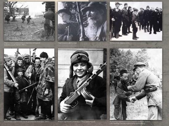 В Белгороде открылась выставка «Дети и война»